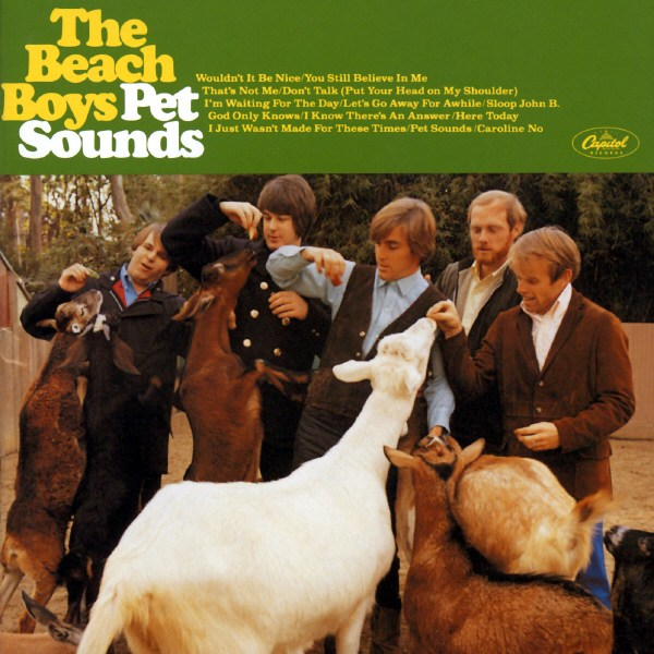 [100 Days] Day 8: The Beach Boys – Pet Sounds