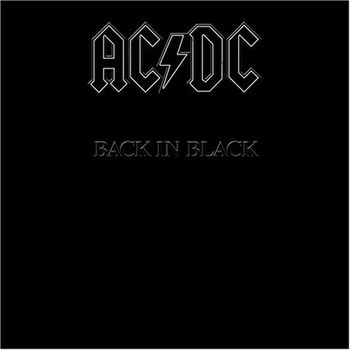 [100 Days]  Day 1: AC/DC – Back In Black