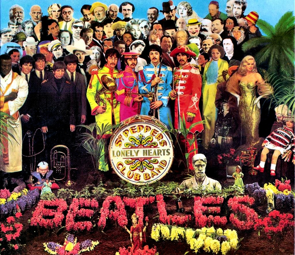 [100 Days]  Day 4: The Beatles – Sgt. Pepper's Lonely Hearts Club Band