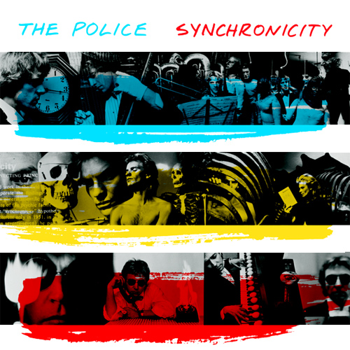 [100 Days]  Day 5: The Police – Synchronicity
